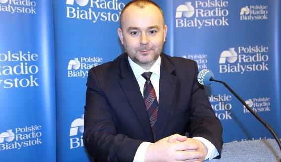 Paweł Mucha, fot. Marcin Gliński