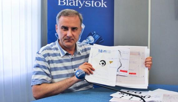 Tomasz Kleszczewski, fot. Sylwia Krassowska
