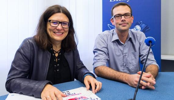 Anna Kietlińska i Bogusław Kosel, fot. Monika Kalicka