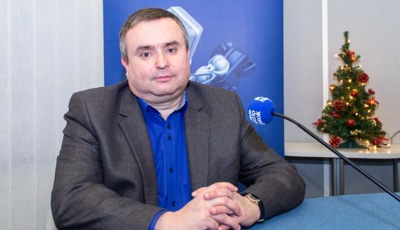 Radosław Doroszko, fot. Monika Kalicka