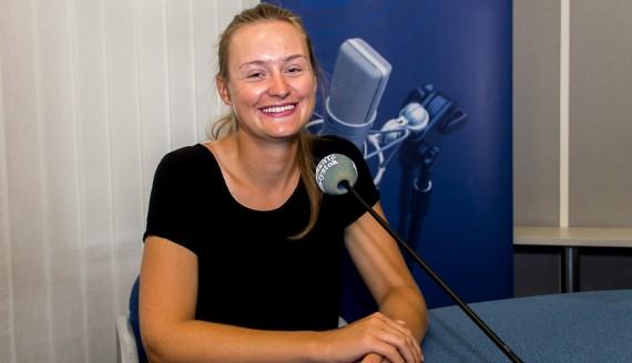 Magdalena Ochental, fot. Monika Kalicka