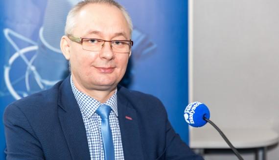 dr Grzegorz Chocian, fot. Monika Kalicka