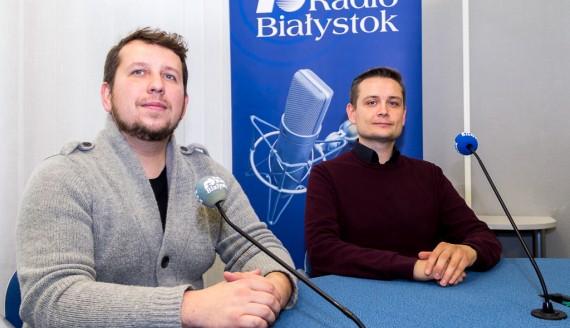 Radosław Puśko i Piotr Kempisty, fot. Monika Kalicka
