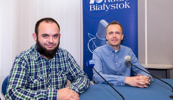 Damian Kudzinowski i Marek Kochanowski, fot. Monika Kalicka