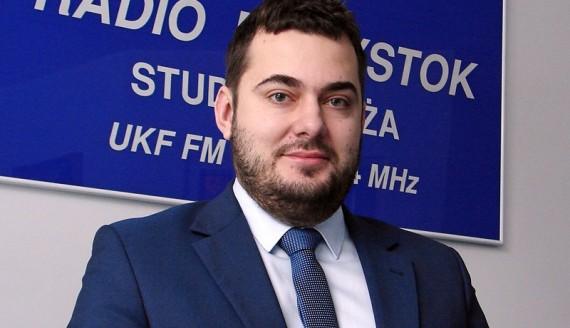 Mariusz Chrzanowski, fot. Adam Dąbrowski