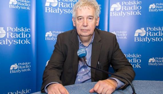 Jarosław  Guzy, fot. Monika Kalicka