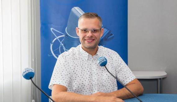 Piotr Jankowski, fot. Joanna Szubzda
