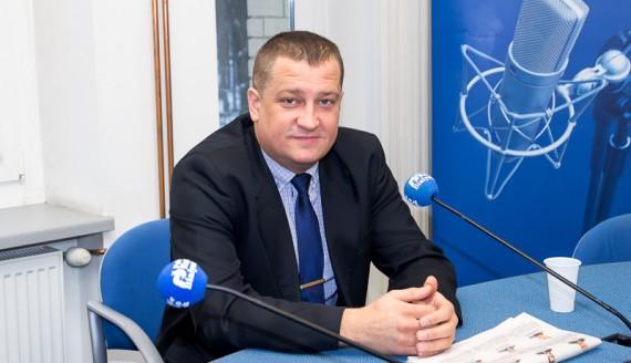 dr Paweł Myszkowski, fot. Joanna Żemojda