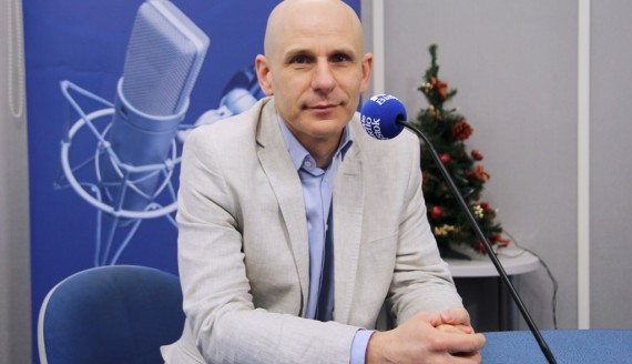 Zbigniew Gołębiewski, fot. Marcin Gliński
