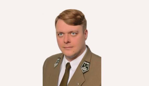 Michał Krzysiak, źródło: archiwum prywatne