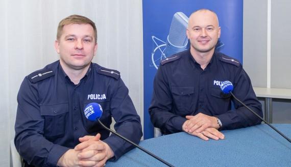 Jan Siebiesiuk i Wojciech Kosikowski, fot. Monika Kalicka