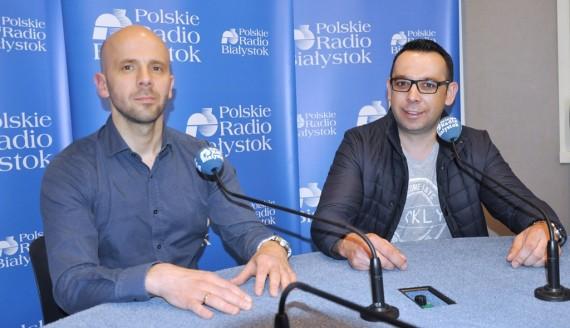 Karol Wdziękoński i Leszek Szulc, fot. Marcin Gliński