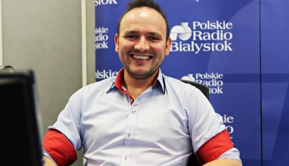 Paweł Pecuszok, fot. Wojciech Szubzda
