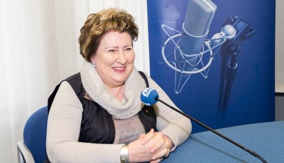 prof. Violetta Bielecka, fot. Monika Kalicka