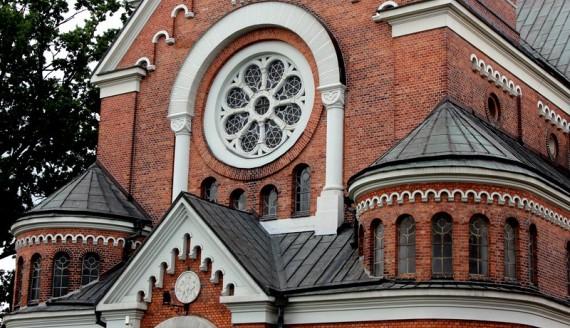 Kościół św. Wojciecha Biskupa Męczennika w Białymstoku, fot. Katarzyna Cichoń