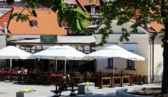 Esperanto Cafe, fot. Katarzyna Cichoń