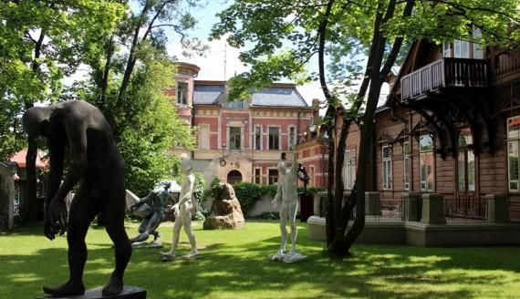 Muzeum Rzeźby Alfonsa Karnego, fot. Katarzyna Cichoń