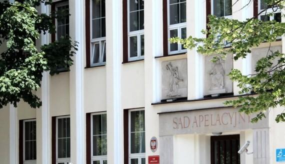 Sąd Apelacyjny w Białymstoku, fot. Katarzyna Cichoń