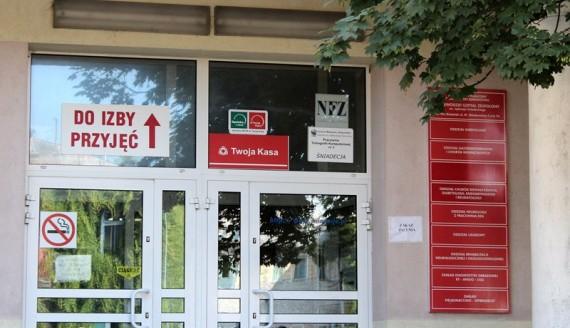 Wojewódzki Szpital Zespolony im. J. Śniadeckiego w Białymstoku, fot. Katarzyna Cichoń