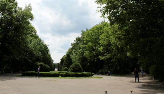 Planty, fot. Katarzyna Cichoń