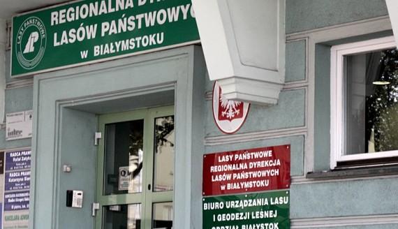 Regionalna Dyrekcja Lasów Państwowych w Białymstoku, fot. Katarzyna Cichoń