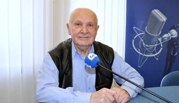 Jan Sidoruk, fot. Marcin Mazewski