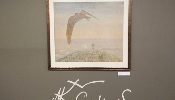 Wystawa w 100-lecie odzyskania przez Litwę niepodległości, fot. Joanna Sikora