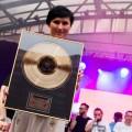 Nagroda Sony Music dla Trabandy, Przebojem na Antenę 2016, fot. Joanna Żemojda