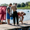 Pływanie na Byle Czym 2017 - przygotowania, fot. Joanna Żemojda
