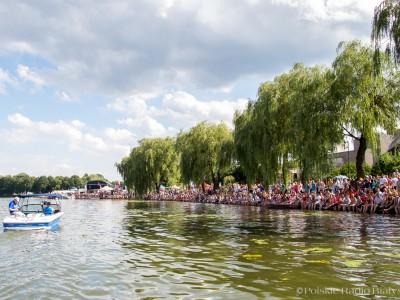 Pływanie na Byle Czym 2016, fot. Joanna Żemojda