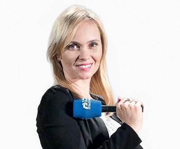 Ludzie radia: Katarzyna Kozłowska - dziennikarka