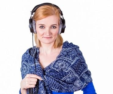 Ludzie radia: Zyta Wasiluk - dziennikarka