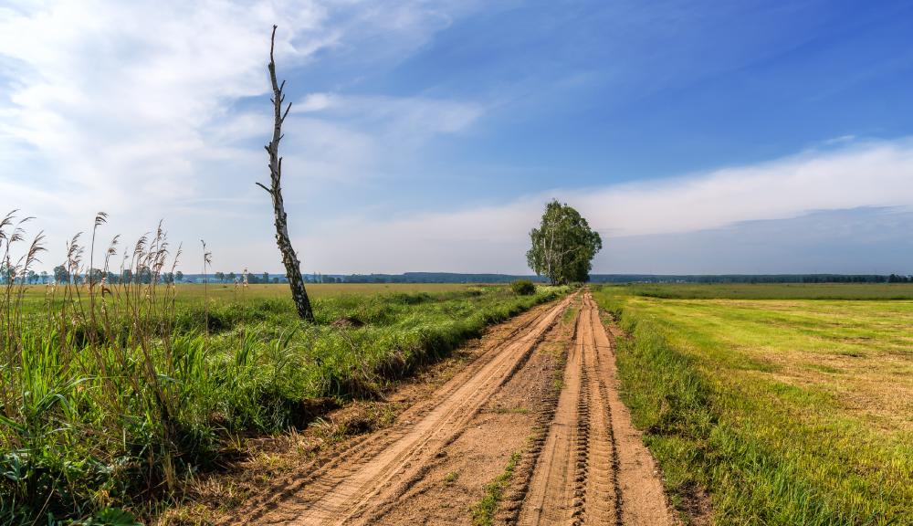Pod znakiem Pogoni | Jest szansa na budowę chodników we wsi Augustowo 24.02.2021