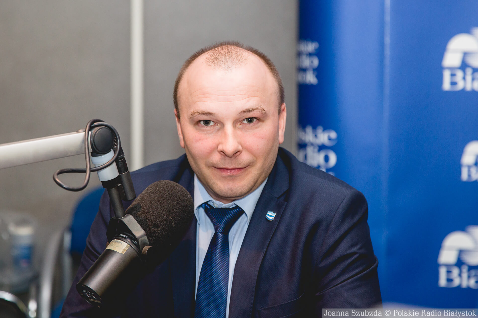 Marek Jadeszko, fot. Joanna Szubzda (archiwum)