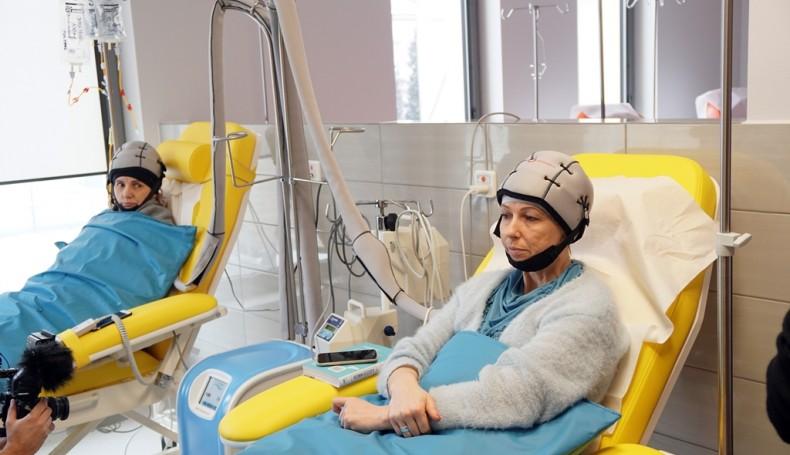Znalezione obrazy dla zapytania chemioterapia zdjecia