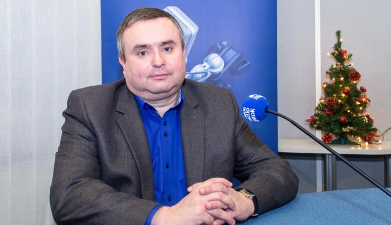 Radosław Doroszko Z Wydziału Spraw Obywatelskich I Cudzoziemców Puw