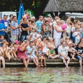 23. Mistrzostwa Polski w Pływaniu na Byle Czym w Augustowie, fot. Joanna Szubzda