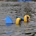 Pływanie na Byle Czym, fot. Anna Kruszewska