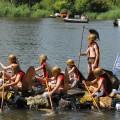 Przygotowania do Pływania na Byle Czym, fot. Anna Kruszewska