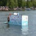 Pływanie na Byle Czym 2008