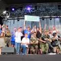 Laureaci Mistrzostw Polski w Pływaniu na Byle Czym, 31.07.2016, fot. Monika Kalicka