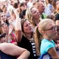 Koncert InoRos, Pływanie na Byle Czym 2016, fot. Joanna Żemojda