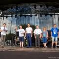 Pływanie na Byle Czym 2016 - jury, fot. Joanna Żemojda