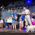 """""""Psia ferajna"""", Pływanie na Byle Czym 2016, fot. Joanna Żemojda"""