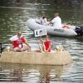 23. Mistrzostwa Polski w Pływaniu na Byle Czym w Augustowie, fot. Sylwia Krassowska