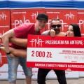 Mateo Paz feat. Meg, Przebojem na Antenę 2016, fot. Joanna Żemojda