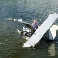 Gołębica nr 1050 - laureat nagrody za najciekawsze rozwiązanie techniczne obiektu pływającego, fot. Monika Kalicka