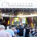Eleanor Gray na koncercie Białystok Miasto Dobrej Muzyki, foto: Monika Kalicka