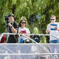 24. Mistrzostwa Polski w Pływaniu na Byle Czym w Augustowie, fot. Joanna Szubzda