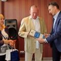 Spotkanie z okazji jubileuszu 20-lecia Pływania na Byle Czym w Augustowie, foto: Monika Kalicka